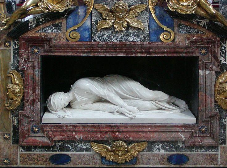 Basilica Santa Cecilia,  Trastevere -