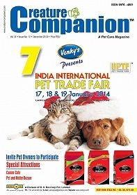 Update Global Pet Stories at Creature Companions Pet Magazine