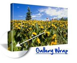 Super Canvas Deal Extended: 18x24 Custom Print, Only $32.99 with FREE Shipping