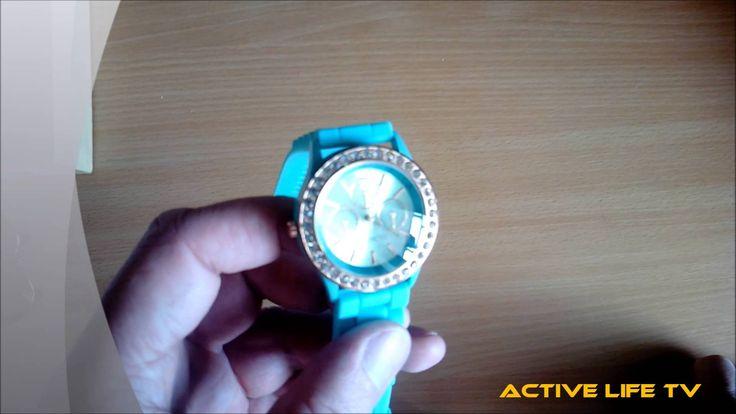 Супер часы для девушек!  Посылка из Китая!