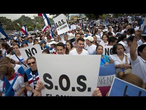 #newadsense20 Salvadoreños rechazan los resultados de las elecciones presidenciales -- Noticiero Univisión - http://freebitcoins2017.com/salvadorenos-rechazan-los-resultados-de-las-elecciones-presidenciales-noticiero-univision/