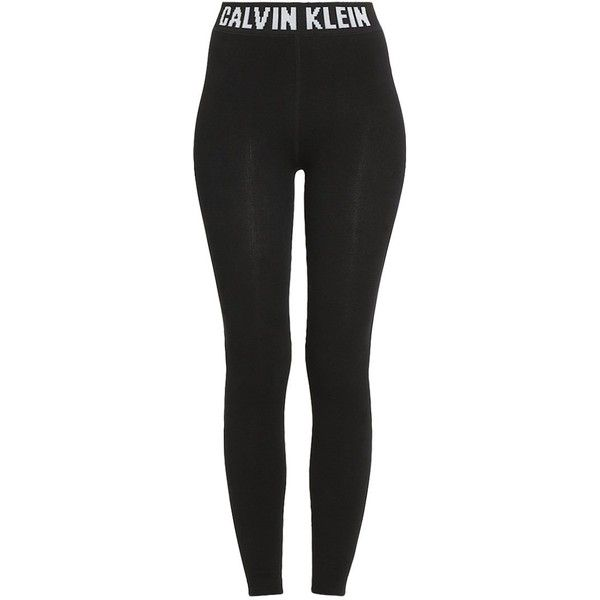 Calvin Klein Underwear Leggings black ($27) ❤ liked on Polyvore featuring pants, leggings, bottoms, legging pants, calvin klein trousers, calvin klein, calvin klein pants and calvin klein leggings