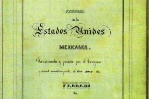 Como fue jurada en Sinaloa la Constitución de 1857; historia de México