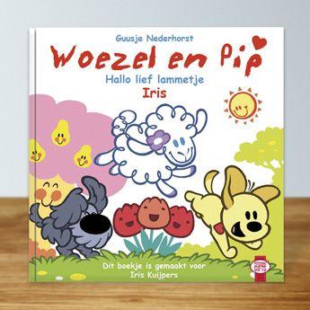 Woezel en Pip en Lammetje (Hardcover)
