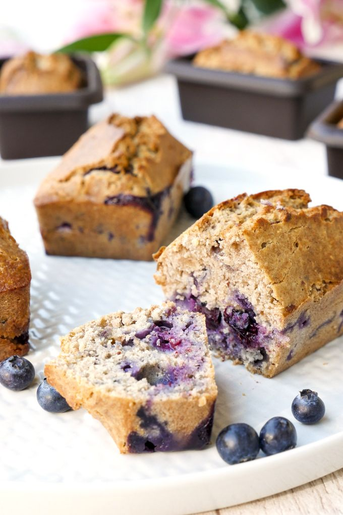 Gesunder Kuchen Mit Heidelbeeren Und Chiasamen Rezept Gesunde Kuchen Kuchen Rezepte Ohne Zucker Und Zuckerfrei Backen
