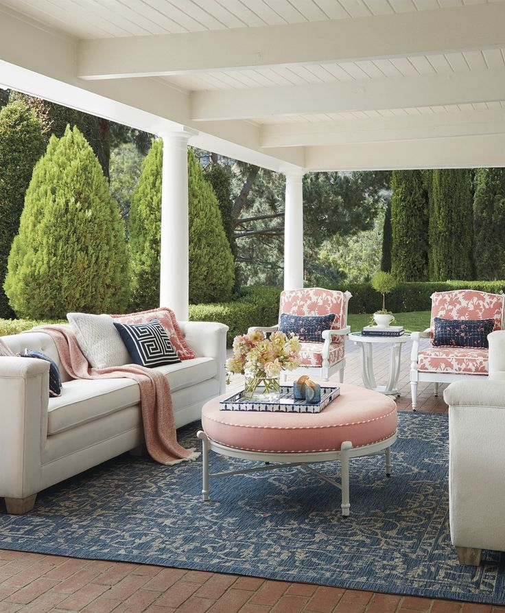outdoor living room sets. The sumptuous upholstered style and comfort of indoor seating is reinvented  to weather the outdoor elements Outdoor Living RoomsOutdoor SpacesOutdoor 1091 best Room images on Pinterest