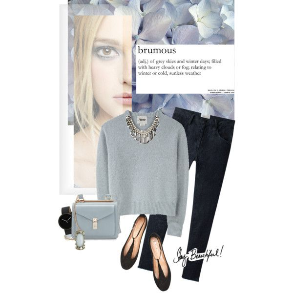 """brumous."" by hanum on Polyvore"