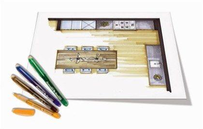 Tijdens het  ontwerpen maken wij ook een hele mooie 3D tekening voor u.