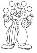 Le clown qui anime vos après midi ...vous pouvez le rencontrer chez vous avec www.facebook.com/Zmamuse