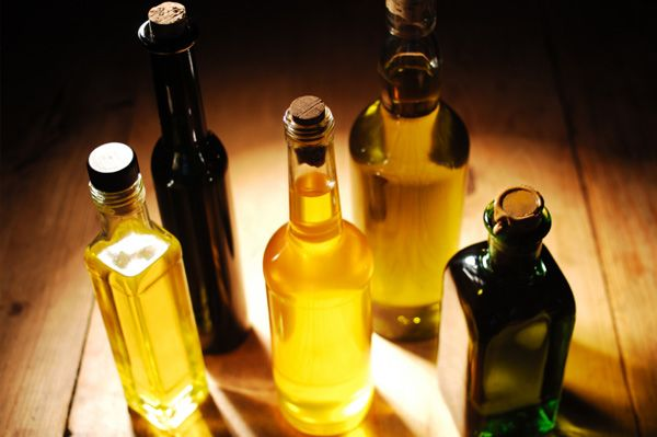 The healthiest cooking oils: Good for you fats