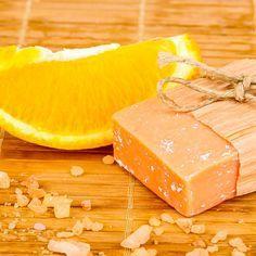 Seife herstellen - Seifen-Rezept: Ingwer-Orangen Seife selbst herstellen