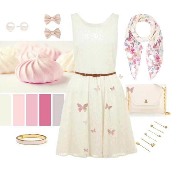 """Butterflies"" by bogyoemo on Polyvore"