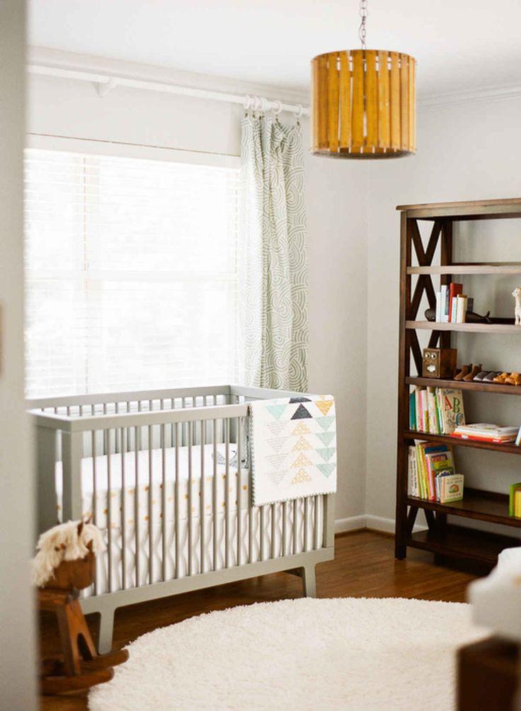 Modern Baby Boy Room Ideas: Baby Boy Nursery Ideas