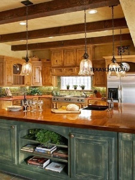 1 TUSCAN FARMHOUSE BRONZE GOLD GLASS KITCHEN ISLAND LIGHT FIXTURE PENDANT BATH #Doesnotapply #FRENCHCOUNTRY