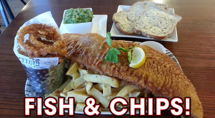 Harry Ramsden's Fish & Chips Seafood Eating Challenge | Randy Santel