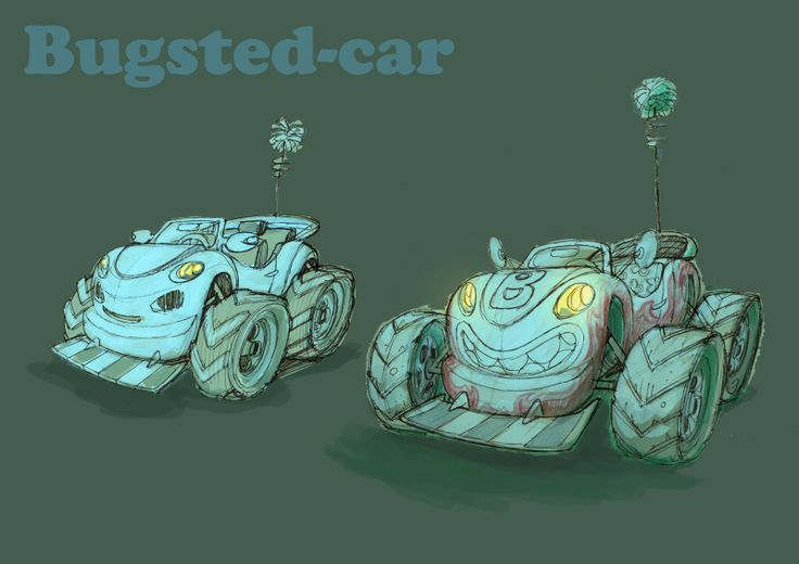 PEPE_ONLINE LABORATORY: BUGSTED CAR