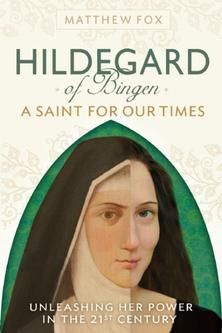'Hildegard of Bingen: A Saint for Our Times' by Matthew Fox - such an inspirational read about an amazingly courageous woman, well ahead of her time.