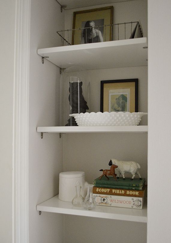 Hall Nook Diy Shelves Shelves Shelf Inspiration Diy