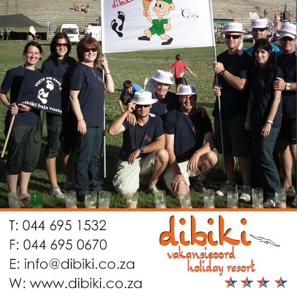 Dibiki Holiday Resort, supports the CANSA relay every year. CANSA Relay For Life is part of an international movement that unites cancer survivors and the communities that care about them. It offers everyone in a community, both young and old, the opportunity to participate in the fight against cancer and to honour those who have been touched by cancer. It is an opportunity for SURVIVORS and their loved ones to fight against cancer together. #Cansa #community #activities