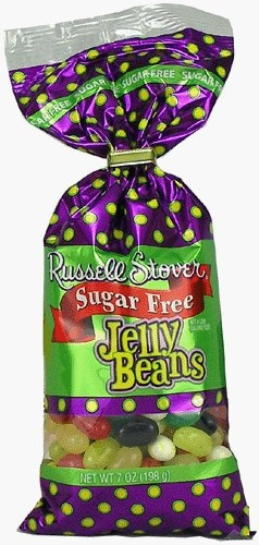 Russell Stover Sugar Free Jelly Beans, 7 oz. bag by Russell Stover, $10.79 http://www.amazon.com/dp/B000TQD2UA/ref=cm_sw_r_pi_dp_sXj9qb1HAP9DQ