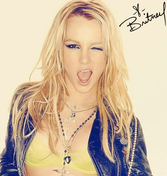 Britney Spears / Were higher than a mother fucka