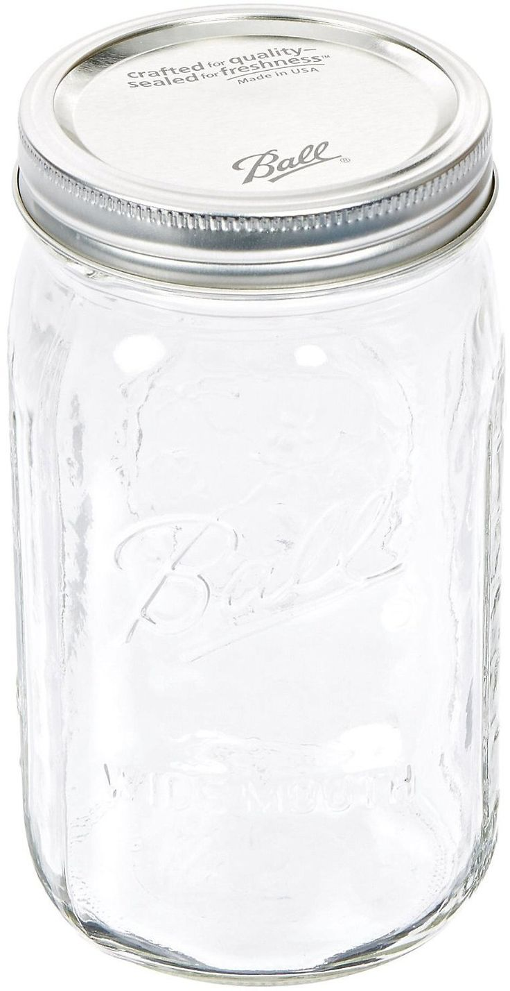 1000 ideas about wide mouth mason jars on pinterest in. Black Bedroom Furniture Sets. Home Design Ideas