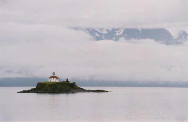 """Because I wished to live deliberately, to front only the essential facts of life, and see if I could not learn what it had to teach ….. I went to the woods."" Henry David Thoreau Alaska 1999 …"