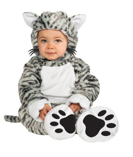 cute halloween costumes for newborn babies - Baby Cat Halloween Costume