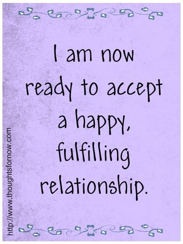 Affirmations for Love, Affirmations for Relationships