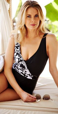 Best Swimsuits for Baby Boomer Women