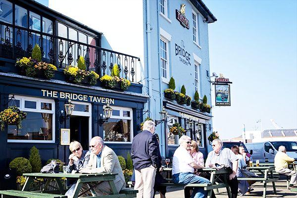 The Bridge Tavern Portsmouth