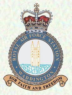 Royal Air Force Station Waddington badge