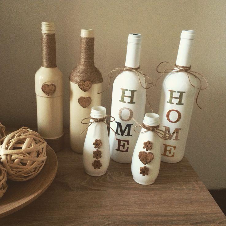 Lahve od vína :)