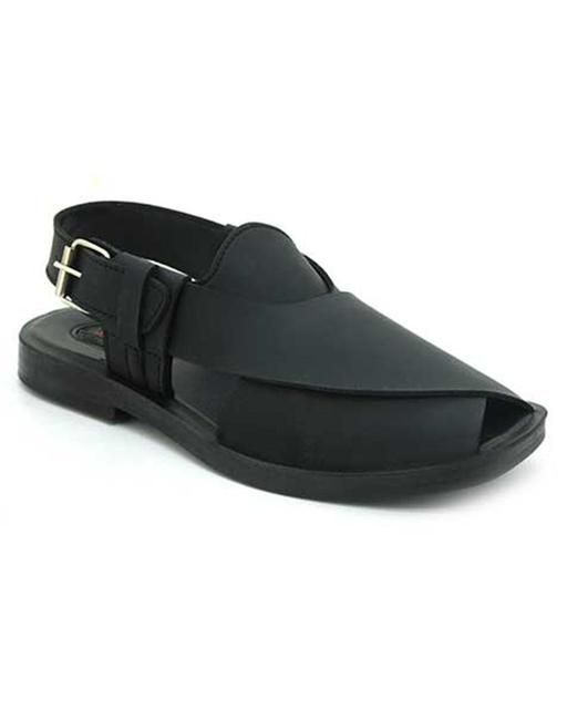 5e96af881e1ab4 Bata Black Peshawari Sandals for Men| Dukandar Pakistan | Men's ...