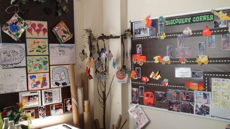 Children's work, make any space beautiful!