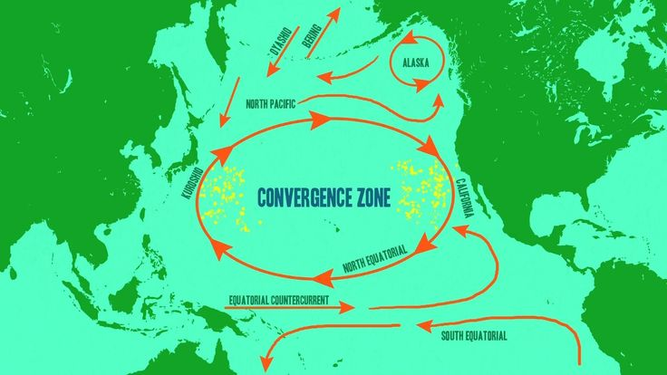 Great Pacific Garbage Patch - Short video that shows what happens to plastic in the Pacific!