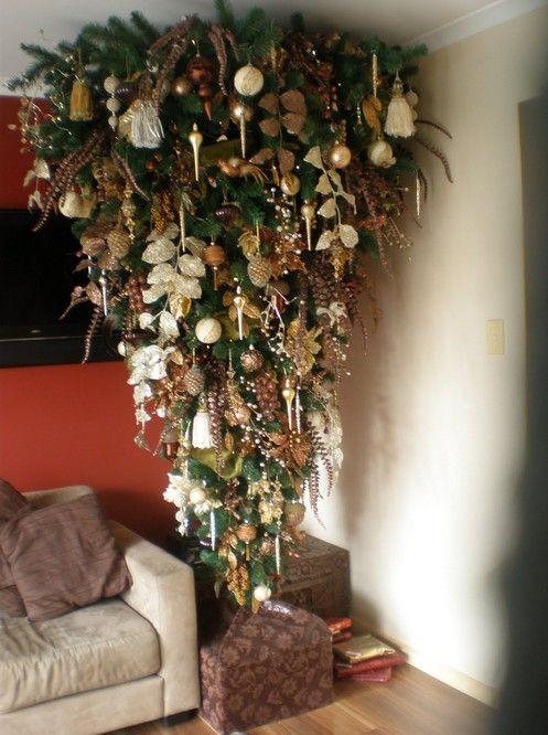 Upside Down Christmas Tree 03