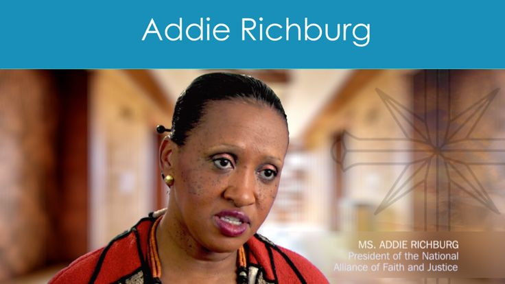 """Watch and listen to Addie Richburg, President of the National Alliance of Faith and Justice, talk about her experience in working with the Church of Scientology and Youth for Human Rights...    """"Years ago when my organization began outreach through mentoring to offenders here in Washington, D.C., working with other agencies and others who were reaching out to former offenders, the Church of Scientology was the first organization here in Washington, D.C. to step forward, and embracing…"""