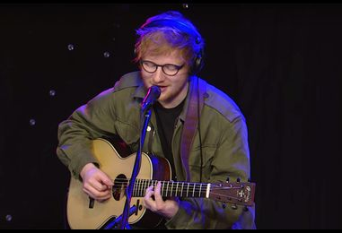 Ed Sheeran Covered 50 Cent, Blackstreet & Coldplay and Crushed It: Watch