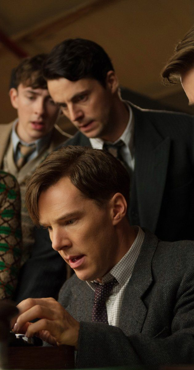 The Imitation Game; this film was so incredible. So deserving of all the nominations