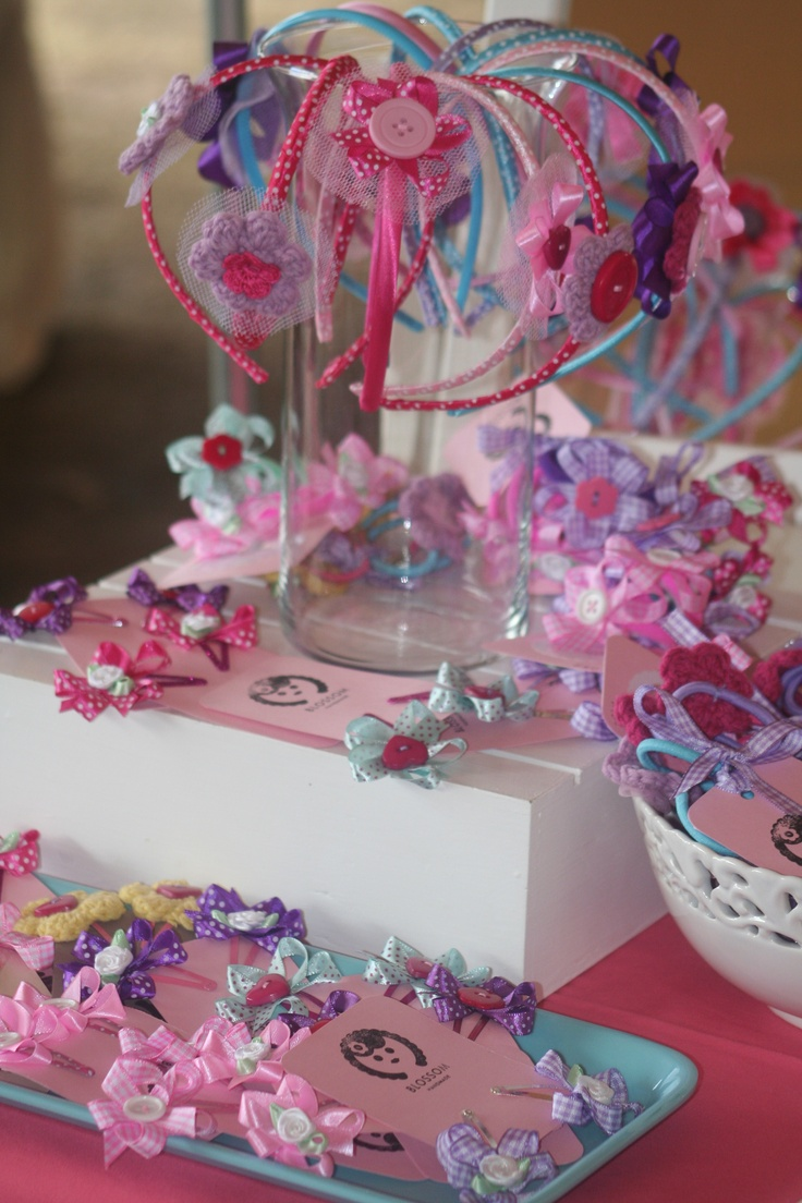 Blossom Handmade Girls' hair accessories