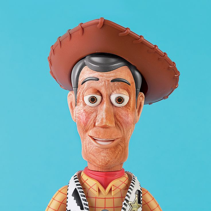 OLD WOODY
