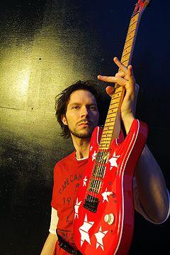 Paul Gilbert. My personal guitar hero.