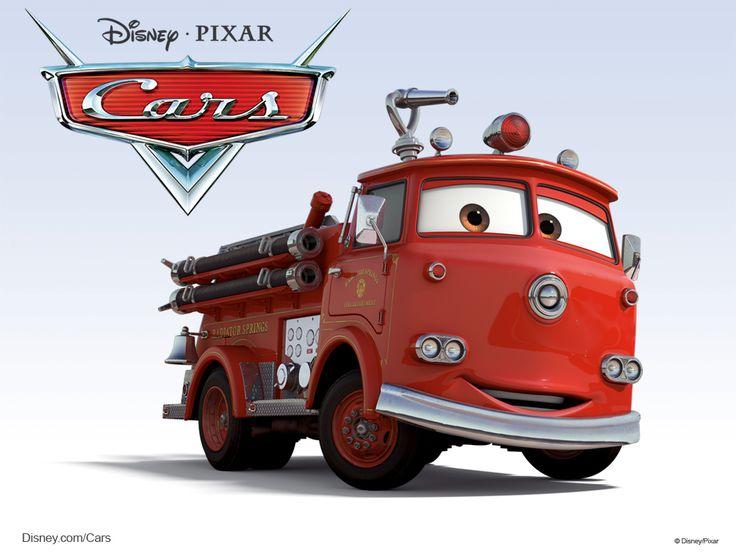 Disney/Pixar Cars Characters: Red