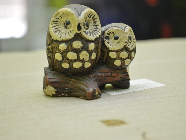 owl scaner 3d by mariors50 - Thingiverse