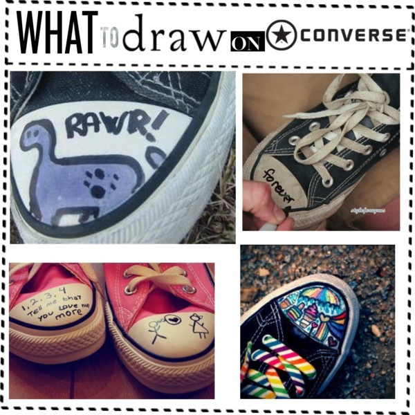 edf89d7b61a9 What to Draw on Converse