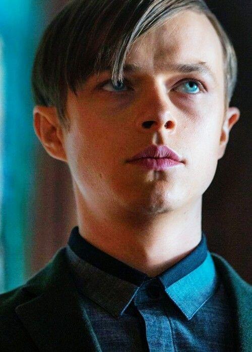 Dane DeHaan as Harry Osborn in The Amazing Spider-Man 2