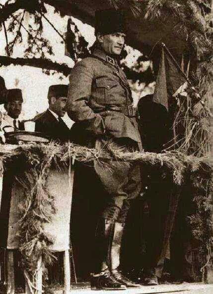 1 Haziran 1915 Albaylığa yükseltildi. 10 Ağustos 1915 Anafartalar Grubu komutanı olarak İngiliz ve ANZAK birliklerini durdurdu. 14 Ocak 1916 Edirne'de 16. Kolordu komutanı oldu. 1 Nisan 1916 Mirlivalığa(tuğgeneralliğe) yükseltildi. 5 Temmuz 1917 7. Ordu Komutanlığı'na atandı. Ekim 1917 7. Ordu Komutanlığı'ndan ayrılarak İstanbul'a döndü. 31 Ekim 1918 Yıldırım Orduları Grubu komutanı oldu. 19 Mayıs 1919 Samsun'a vardı.
