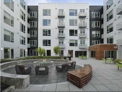 High end portland apartment exteriors google search - Apartment exterior color schemes ...