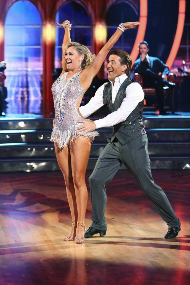 Dancing With the Stars' Robert Herjavec & Kym Johnson Talk DWTS Obstacles | OK! Magazine